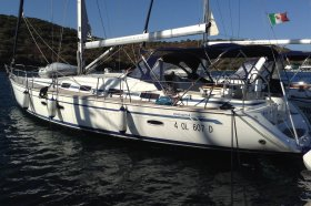 "Bavaria 50 cruiser in Portisco ""Rigel"""