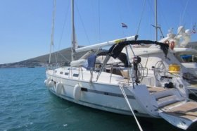 "Bavaria cruiser 45 in Dubrovnik ""Blues Point"""