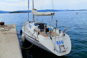 "Dehler 34 in Biograd ""B&B"""