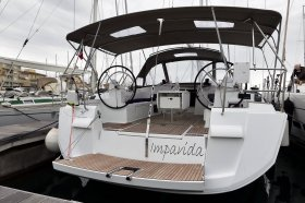 "Sun Odyssey 519 in San Vincenzo ""Impavida"""
