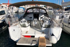 "Sun Odyssey 349 in Biograd ""Grape"""