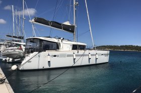 "Lagoon 450 F in Portisco ""Corona Borealis 11"""