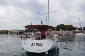 "Elan Impression 50 in Zadar ""Sea Duce"""
