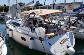"Elan Impression 40 in Zadar ""Stardust"""