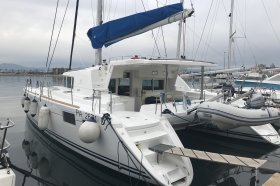 "Lagoon 440 in Portisco ""Isis"""