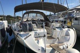 """Bavaria 46 cruiser in Korfu """"Sideia"""