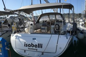 "Bavaria cruiser 40 in Korfu ""Isabelli"""