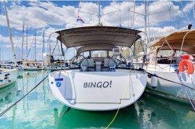 """Elan Impression 50 in Trogir """"Bingo"""""""