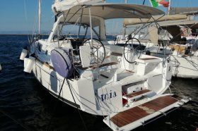"Océanis 35.1 in Carloforte ""Mia"""