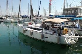 """Sun Odyssey 389 in Korfu """"Agios Georgios"""""""