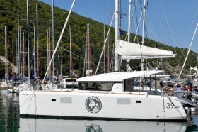 "Lagoon 39 in Dubrovnik ""Bakus"""