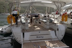 "Bavaria cruiser 45 /3 in Lefkas ""Bunty"""