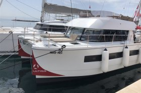 "Fountaine Pajot MY 37 in Trogir ""My Holiday"""