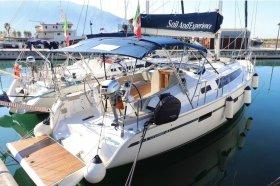 """Bavaria cruiser 41 in Castellammare di Stabia """"Khimeya"""""""