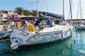 """Cyclades 50.5 in Trogir """"LEA"""""""