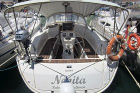 "Bavaria cruiser 32 in Palma ""Nenita"