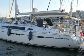 "Bavaria cruiser 46 in Palma ""Amelva"""