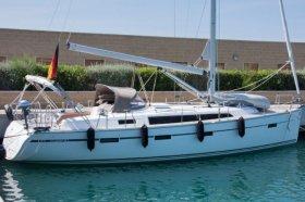 """Bavaria cruiser 41 in San Vincenzo """"Libeccio"""""""