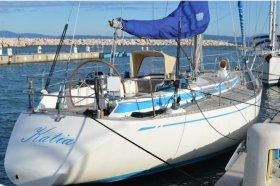 """Swan 39 in Punta Ala """"Katia"""""""