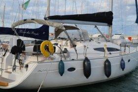 "Elan 434 Impression in Punta Ala ""Kalufra"""