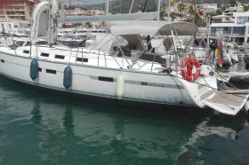 "Bavaria cruiser 45 in Palma ""Eva"""