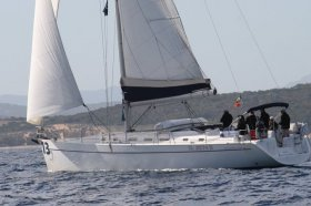 "Cyclades 50.5 in Portisco ""Valeria"""