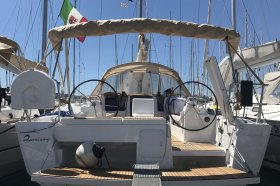 "Dufour 412 GL in Portisco ""Francesca II"""