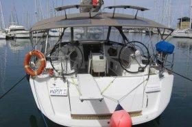 """Sun Odyssey 469 in Scarlino """"Mopepe II"""""""