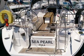 "Dufour 455 in Pula ""Sea Pearl"""
