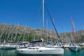 "Sun Odyssey 42i in Dubrovnik ""Sea Kiss"""