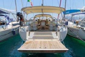 "Bavaria cruiser 50 in Palermo ""Giorgina"""