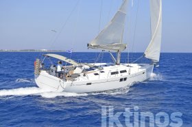 "Hanse 505 in Athen ""Iktinos"""