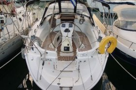 """Bavaria cruiser 34 /2 in Athen """"Althea"""""""