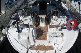 "Bavaria 46 cruiser in Athen ""Marialena"""