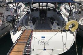 "Bavaria cruiser 41 in Athen ""Erifyli"""