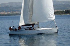 """Grand Soleil 37 in Šibenik """"Sportski Vuk"""""""