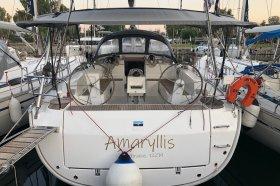 """Bavaria cruiser 46 in Athen """"Amaryllis"""""""