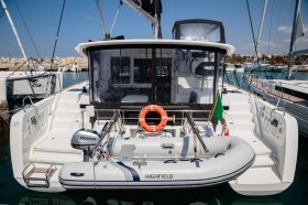 """Lagoon 40 in Capo d'Orlando """"Gelso"""""""