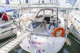 "Bavaria cruiser 37 in Athen ""Lydia"""