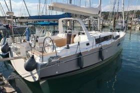 "Bavaria cruiser 40 in Split ""Alliure Voyage"""