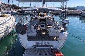 "Bavaria cruiser 37 in Murter ""Emira"""