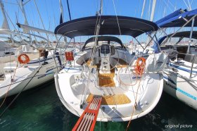 "Bavaria 39 cruiser in Biograd ""Monroe"""