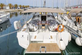 "Sun Odyssey 349 in Biograd ""Polly Fun"""