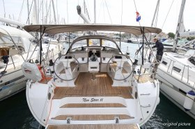 "Bavaria cruiser 51 Style in Biograd ""Neo Star II"""