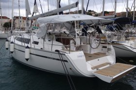 "Bavaria cruiser 37 in Trogir ""Barbera"""