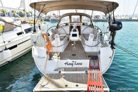 "Bavaria cruiser 37 in Biograd ""Hang Loose"""