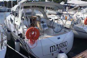 "Bavaria cruiser 37 in Pula ""Marko"""