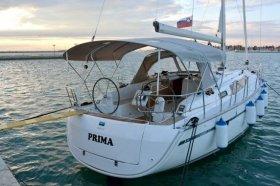 """Bavaria cruiser 37 in Biograd """"Prima"""""""