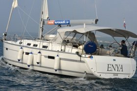 "Bavaria cruiser 45 in Biograd ""Enya"""