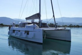 "Nautitech Open 40 in Lefkas ""Lollo III"""